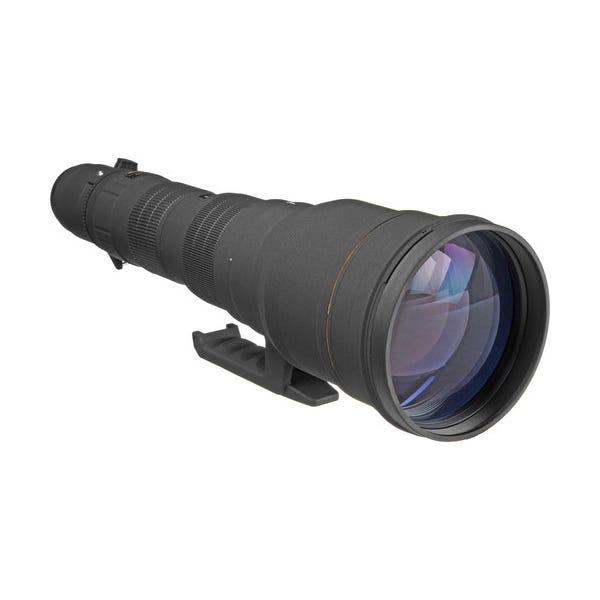 Sigma Zoom Super Telephoto 300-800mm f/5.6 EX DG APO IF HSM Autofocus Lens for Canon EOS