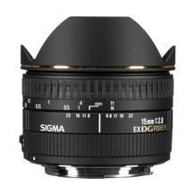 Sigma 15mm f/2.8 EX DG Diagonal Fisheye Lens for EF Mount
