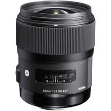 Sigma 35mm f/1.4 DG HSM Art Lens for EF Mount