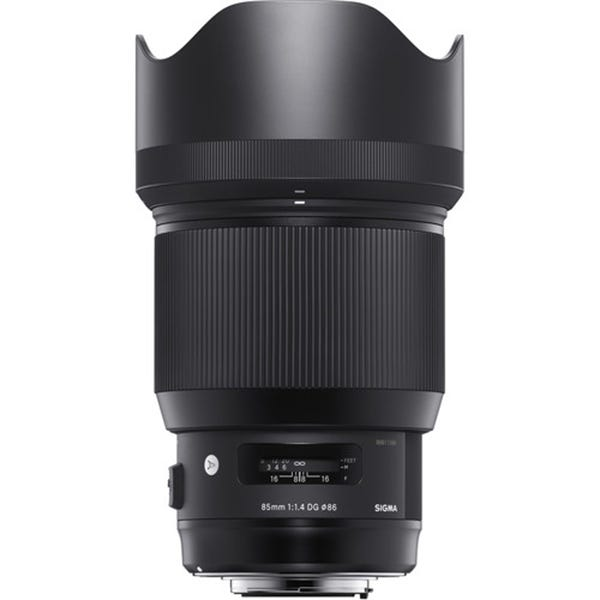 Sigma 85mm f/1.4 DG HSM Art Lens for EF Mount