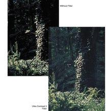 """Tiffen 4 x 5.65"""" Ultra Contrast Filter (Various Strengths)"""