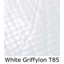 Matthews Studio Equipment 12 x 12' Butterfly/Overhead Fabric - White/White T55 Griff