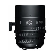 Sigma 85mm T1.5 FF High-Speed Prime - Various Mounts