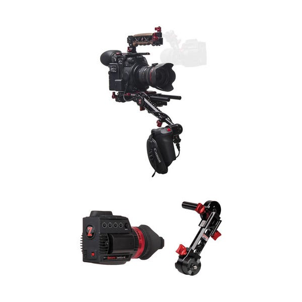 Zacuto C200 Gratical HD Bundle