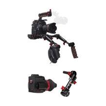Zacuto C200 Rig with Dual Grips - Gratical HD Bundle
