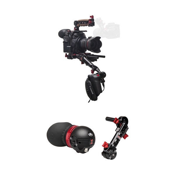 Zacuto C200 Gratical Eye Bundle