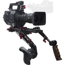 Zacuto Sony FS7 Recoil with Dual Trigger Grips