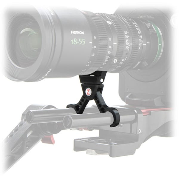 Zacuto Scissor Lens Support for Select Fujinon MK Lenses