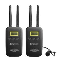 Saramonic VmicLink5 5.8 GHz SHF Wireless Lavalier System and Receiver (5725 to 5875 MHz)
