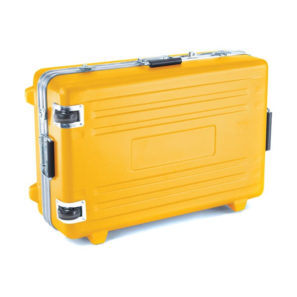 Kino Flo Clamshell Case for Diva 20 Fixture and Accessories - Yellow