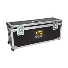 Kino Flo Wheeled FreeStyle Ship Case for Two Gaffer/FS 31 LED Systems and Stands - Black