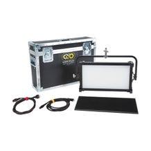 Kino Flo Celeb 250 DMX LED Fixture with Yoke Mount Kit with Shipping Case