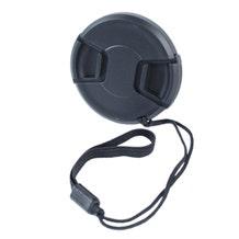 GTX Zuma 77mm Snap-On Lens Cap with Leash