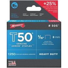 """Arrow T50 Staples - 5/16"""""""