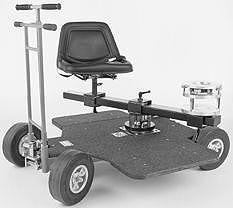 Matthews Studio Equipment Doorway Dolly with Turret #395043