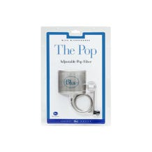 Blue Microphones The Pop Universal Clamp-On Pop Filter / Windscreen #754522