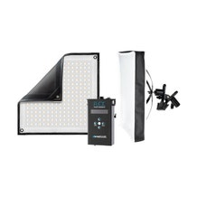 Westcott Flex Cine Bi-Color LED X-Bracket Kit - 1 x 1'