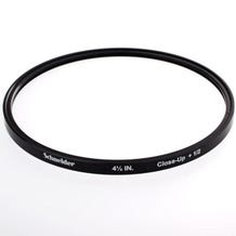 """Schneider Optics 4.5"""" Water White +1/2 Full Field Diopter Lens (Close-up Filter)"""