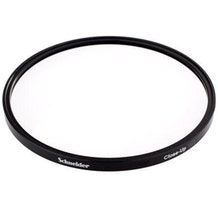 """Schneider Optics 4.5"""" Water White +2 Full Field Diopter Lens (Close-up Filter)"""
