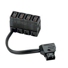 Anton Bauer Male PowerTap to 4 - Female PowerTap Splitter