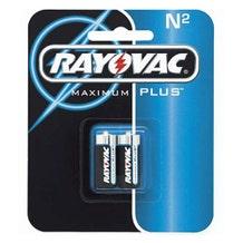Rayovac N Alkaline Batteries - 2 Pack