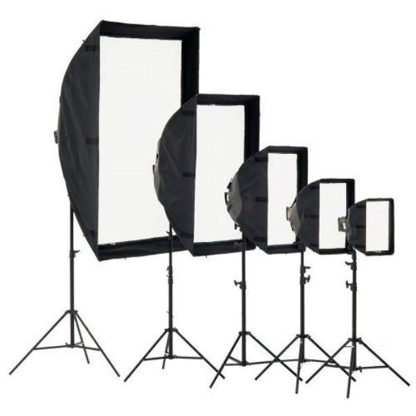 Chimera Video Pro Plus 1 Bank (medium), NO 8134