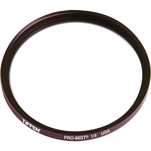 """Tiffen 4.5"""" Round Pro-Mist 1/4 Filter"""