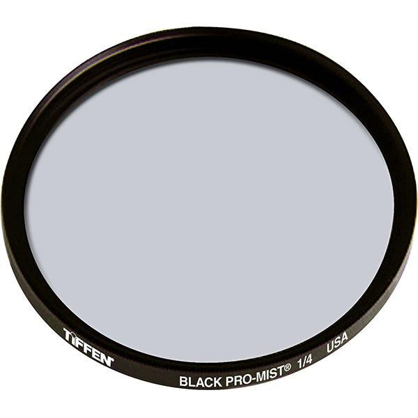 """Tiffen 4.5"""" Round Black Pro-Mist 1/4 Filter"""