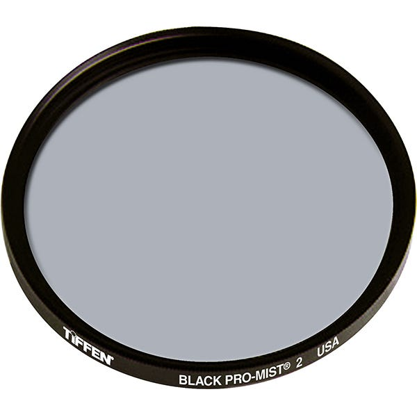"Tiffen 4.5"" Round Black Pro-Mist 2 Filter"