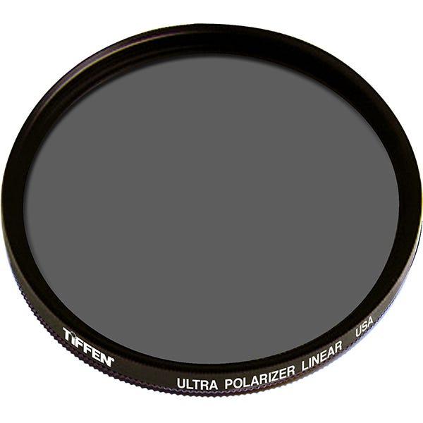 "Tiffen 4.5"" Round Ultra Polarizer Linear WW (DI) Filters"