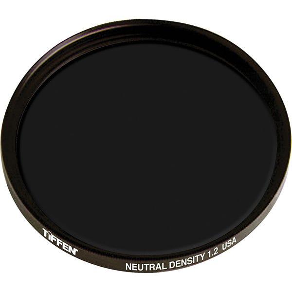 """Tiffen 4.5"""" Round 85 Neutral Density (ND) 1.2 Combination Filter"""