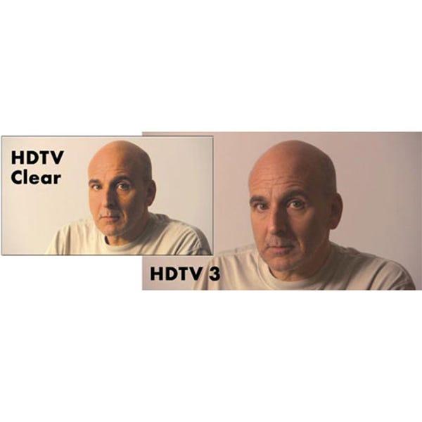 """Tiffen 4 x 4"""" HDTV/FX 3 Filter"""