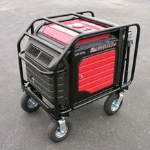 Backstage Generator Armor Cart GEN-01