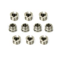 "Smallrig 1/4"" to 3/8"" Tripod Screw Converters Tripod Screw Adapter (Pack of 10) 856"