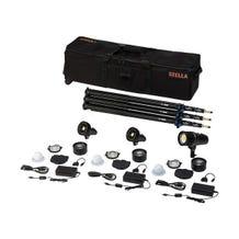 Light & Motion Stella Pro 225 5000 SP/ 2000 3-Light Kit with Accessories - 5000K