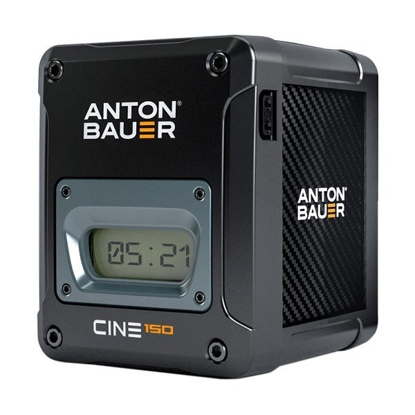 Anton Bauer CINE 150 Battery - 150 Wh (V-Mount)