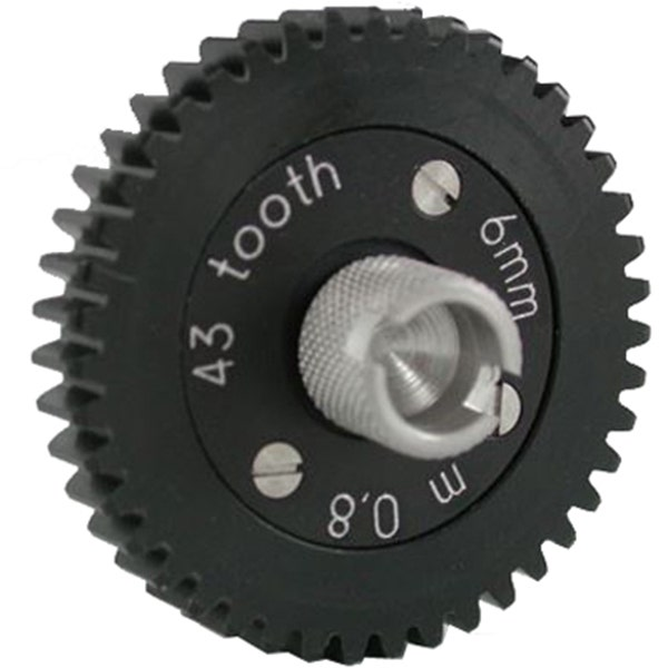 Arri 35mm Follow Focus Gear for Zoom Lenses & Large Primes m0,8        381575