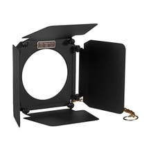 Mole-Richardson 4-Way 4-Leaf Barndoor for 100W TweenieLED Fresnel