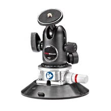 """Gripper Midi 498 - The Filmtools 3/8 6"""" Suction-Cup Camera Mount"""