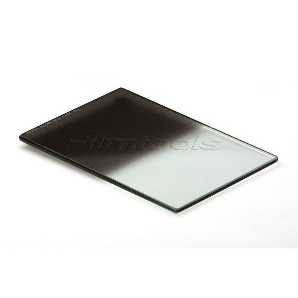 "Tiffen 4 x 5.65"" Soft/Hard Edge Graduated Neutral Density (ND) 0.3-0.9 Filters - Vertical Orientation"
