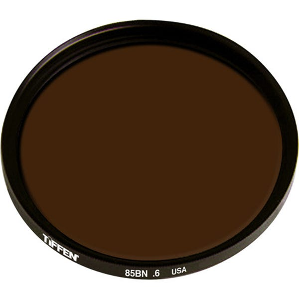Tiffen 138mm 85B Neutral Density (ND) 0.6 Combination Filter