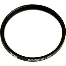 "Tiffen 4.5"" Round Soft Contrast 1 Filter"