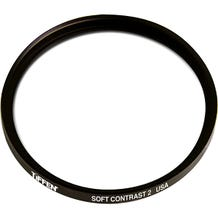 "Tiffen 4.5"" Round Soft Contrast 2 Filter"