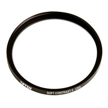 "Tiffen 4.5"" Round Soft Contrast 4 Filter"