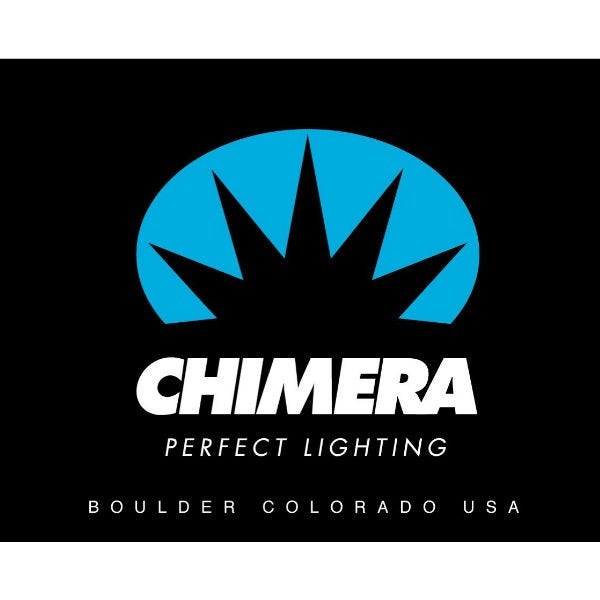 Chimera 9560 Speed Ring for Video Pro Bank for Desisti Varibeam 650 & 1K, Ianiro Varibeam 800, 1K, Strand Redhead 650 & 1K Lights