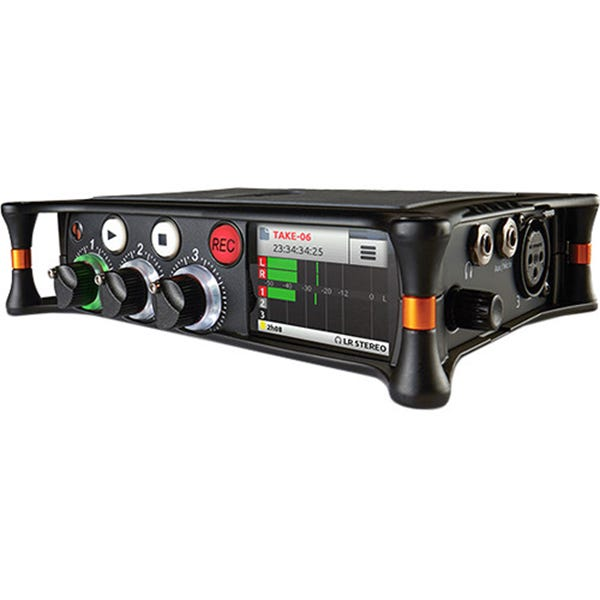Sound Devices MixPre-3 Audio Recorder/Mixer and USB Audio Interface