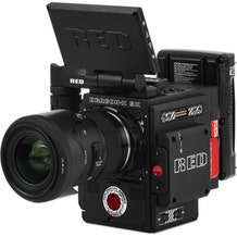 RED DIGITAL CINEMA DSMC2 DRAGON-X Camera Kit