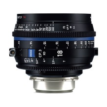 Zeiss CP.3 XD 18mm T2.9 Compact Prime Lens - PL Mount