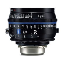 Zeiss CP.3 XD 28mm T2.1 Compact Prime Lens - PL Mount