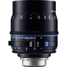 Zeiss CP.3 100mm T2.1 Compact Prime Lens - E Mount